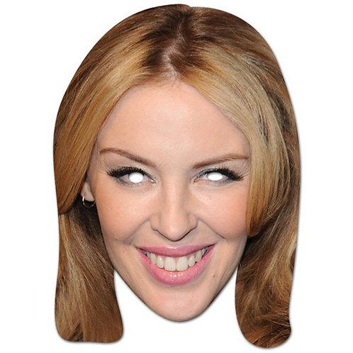 Kylie Minogue Face Mask
