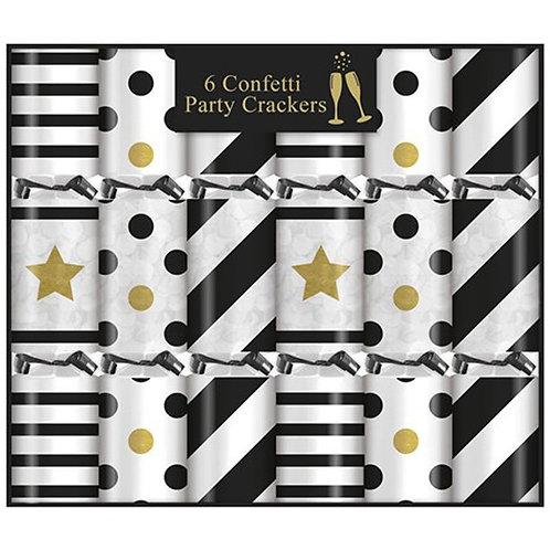 Christmas Confetti Crackers