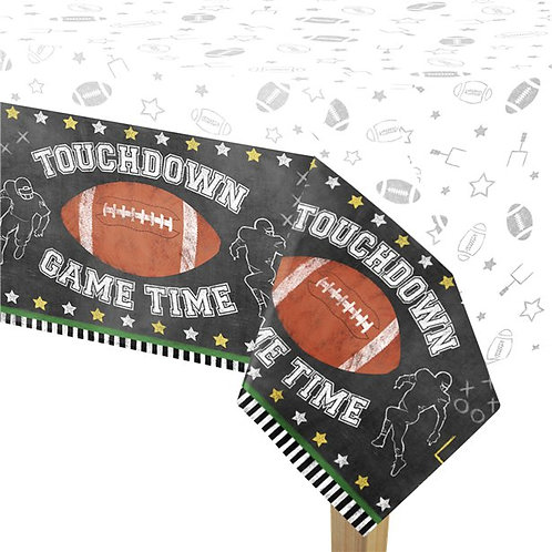American Football Party Tablecover