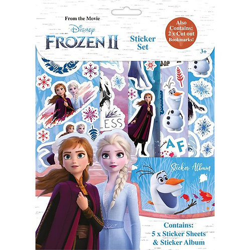 Children's Frozen 2 Sticker Set