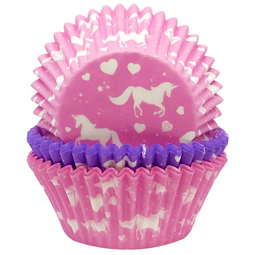 Unicorn Cupcake Cases