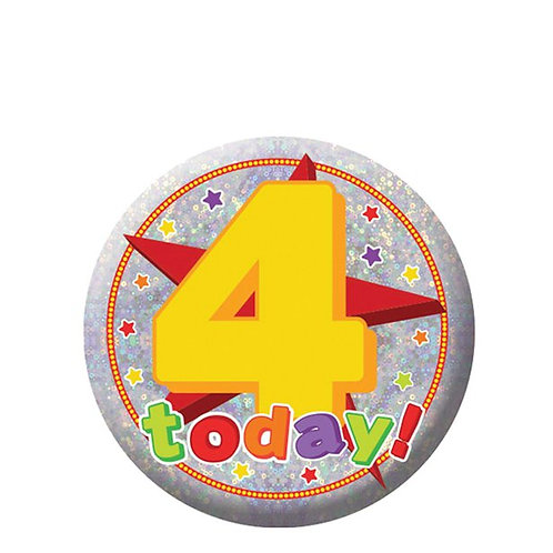 4 Today Badge