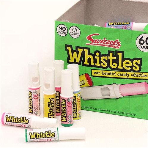 Swizzels Candy Whistles Bulk Box