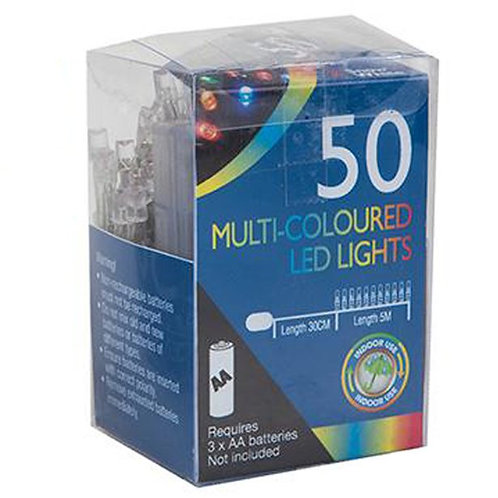 Multi Coloured LED Lights