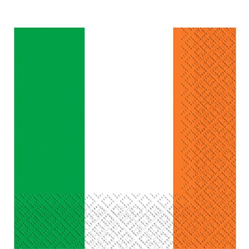 Irish Flag Napkins