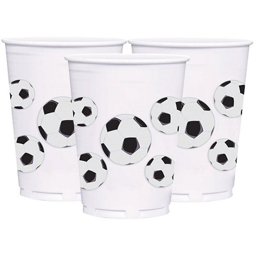 Football Large Party Cups