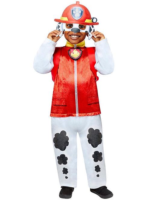 Paw Patrol Marshall Deluxe Costume