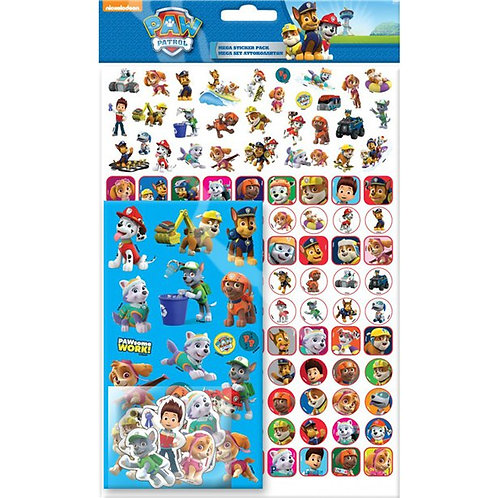 Paw Patrol Mega Sticker Pack