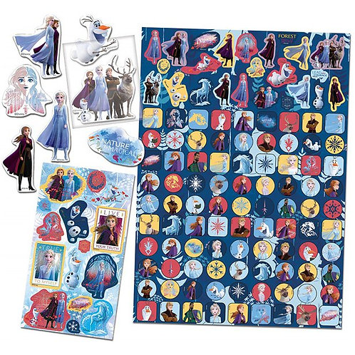 Children's Disney Frozen 2 Mega Sticker Pack