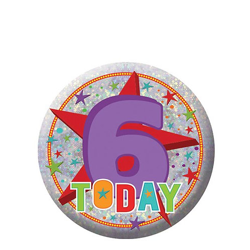 6 Today Badge