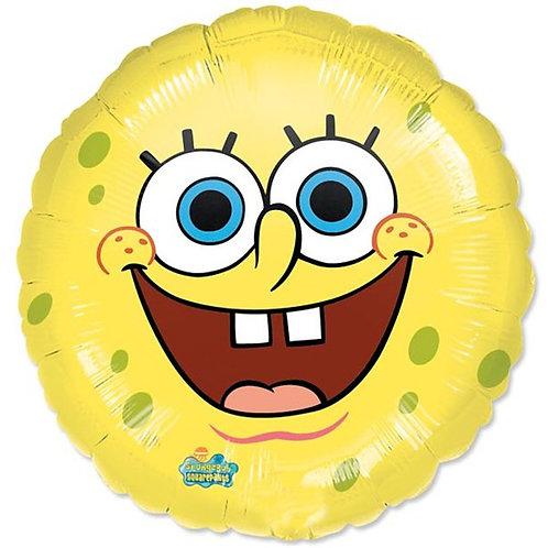 SpongeBob Round Balloon