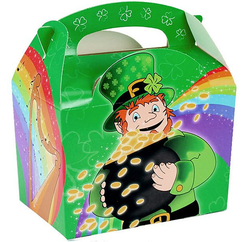 St Patrick's Day Party Box