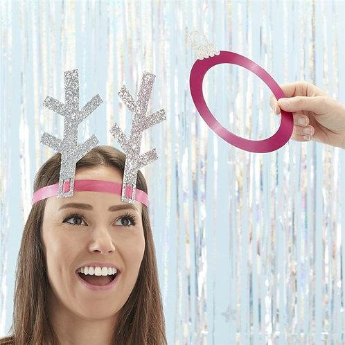 Christmas Glitter Antler Game
