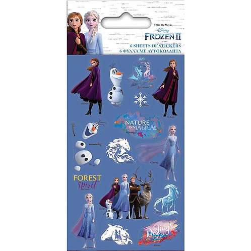 Children's Disney Frozen 2 Stickers