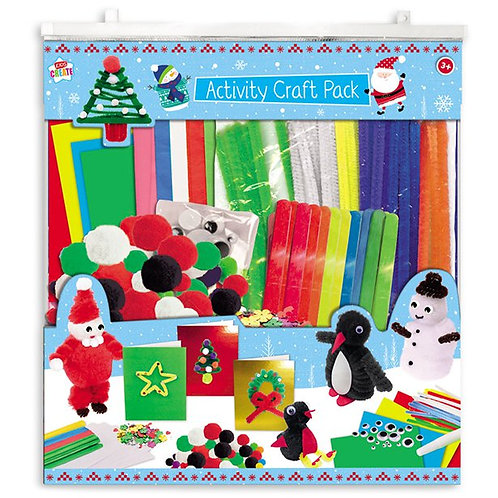 Christmas Activity Craft Pack