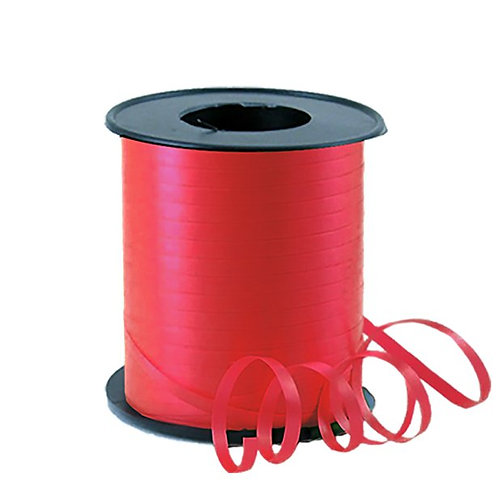 Red Balloon Curling Ribbon