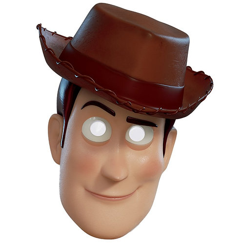 Woody Face Mask