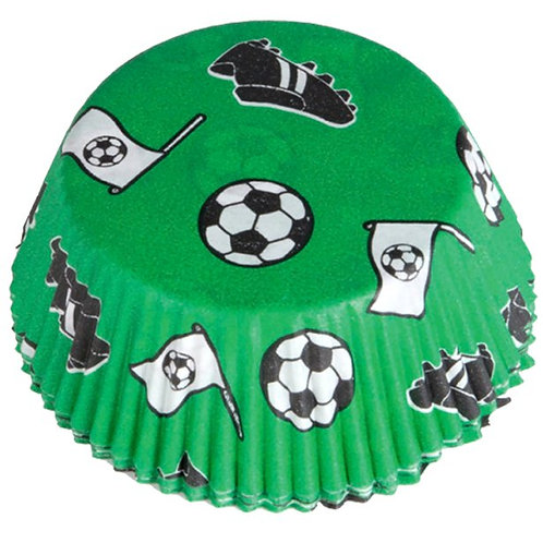 Football Party Cupcake Cases