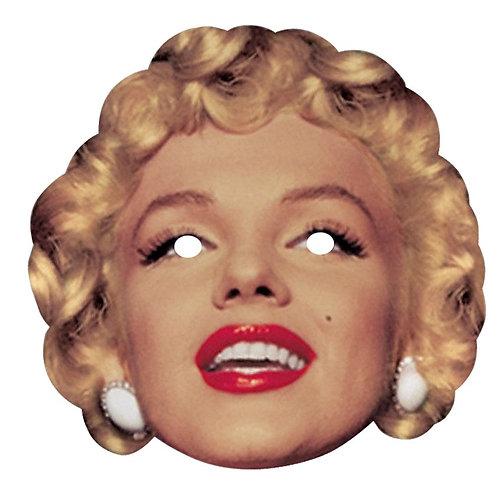 Marilyn Monroe Face Mask