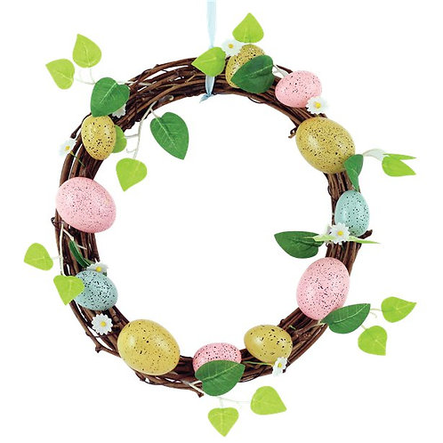 Easter Wreath Decoration
