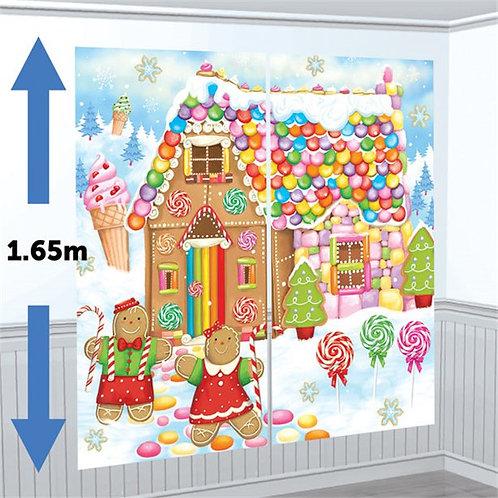 Sweet Christmas Scene Setter Kit