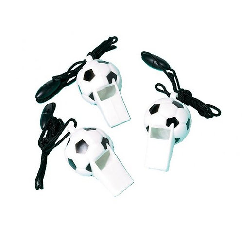 Football Party Whistles