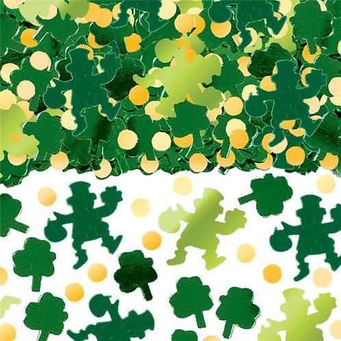 St Patrick's Day Confetti