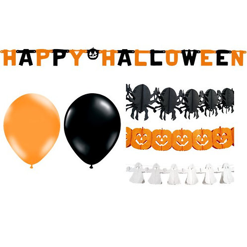 Halloween Party Decorating Kit