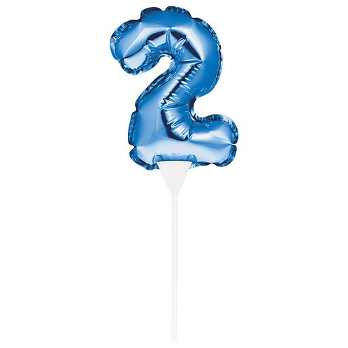 Blue Balloon Number 2