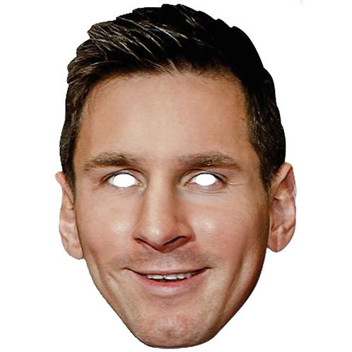 Lionel Messi Face Mask