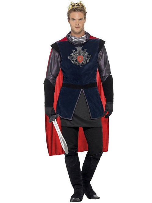 King Arthur - Adult Costume Front View