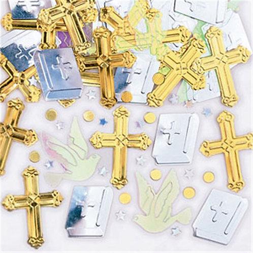 Rejoice Table Table Confetti