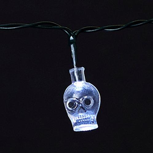 Mini LED Skull Lights