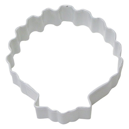 Sea Shell Cookie Cutter Shape