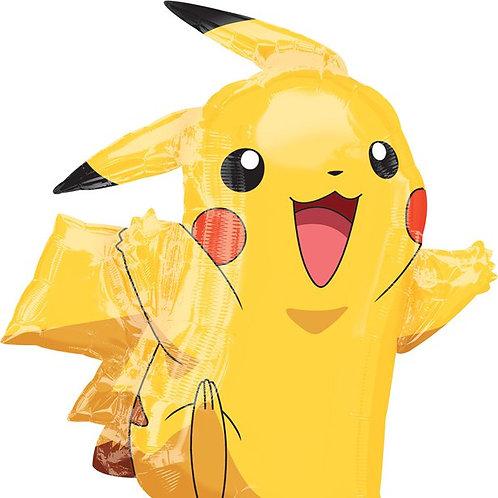 Pokemon Supershape Foil Balloon