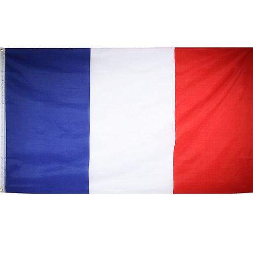 French Cloth Flag