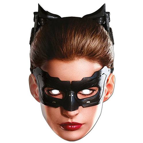 Catwoman Face Mask