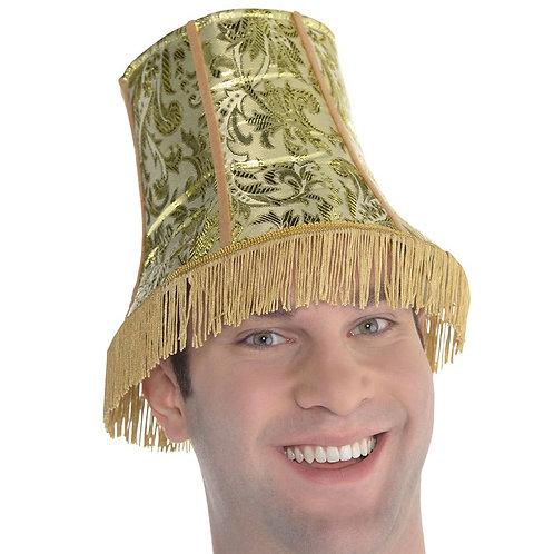 Adult Fancy Dress Lamp Shade Hat