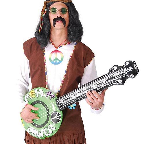 Hippie Power Inflatable Banjo