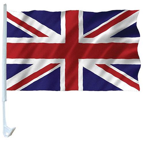 Union Jack Car Flags