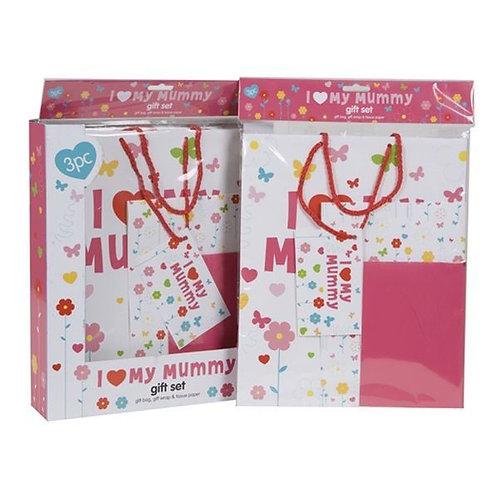 I Love You Mummy Gift Set
