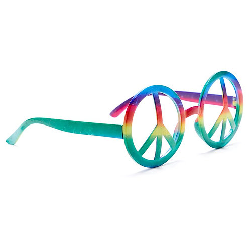 Hippie Peace Glasses