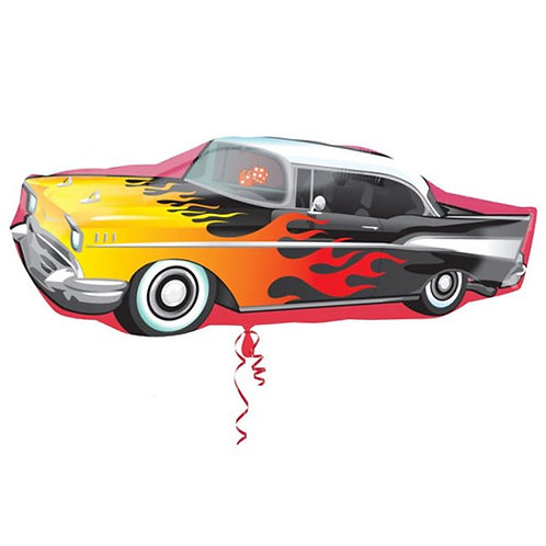 1950's Classic Car Shape Foil Balloon