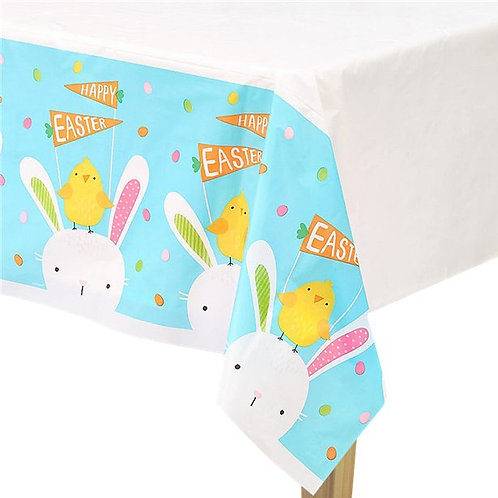 Hello Bunny Party Tablecover