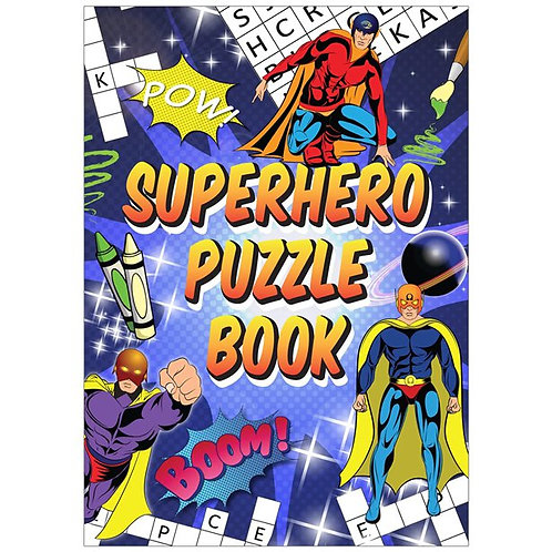 Superhero Childrens Party Pack