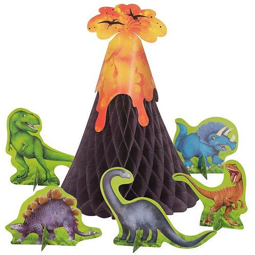 Dinosaur Adventure Table Centrepiece