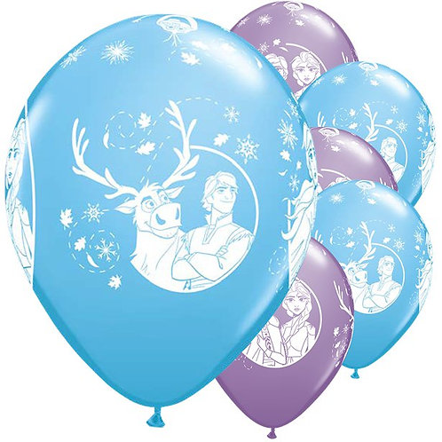 Disney Frozen Latex Balloons