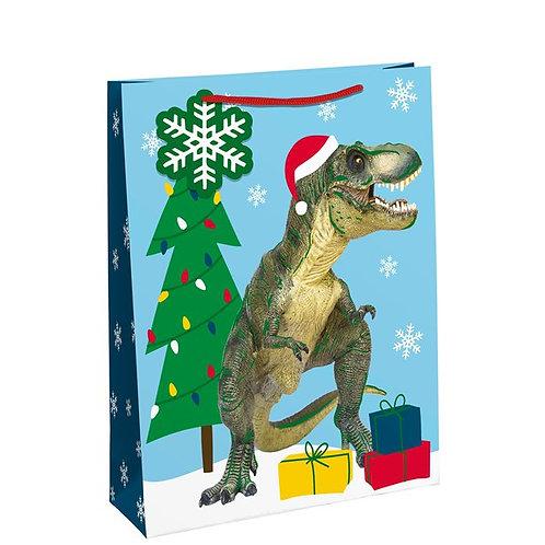 Dinosaur Medium Gift Bag