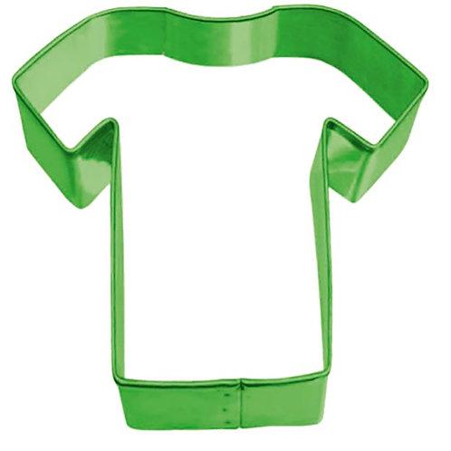 Football T-Shirt Cookie Cutter Shape