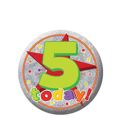 5 Today Badge